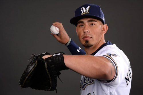 Quick scouting report on Milwaukee Brewers call-up Jacob Nottingham