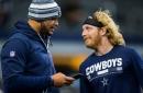 Dak Prescott, Cole Beasley, Tyron Smith among Cowboys scheduled to attend NFL draft festival