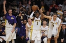 Kentavious Caldwell-Pope, Kyle Kuzma Lead Lakers To Setting Franchise Record For Most 3-Pointers Made