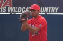 Arizona baseball tops BYU in Tuesday night showdown