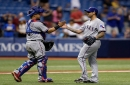 Building confidence: Matt Moore snaps long winless streak as Rangers top Rays