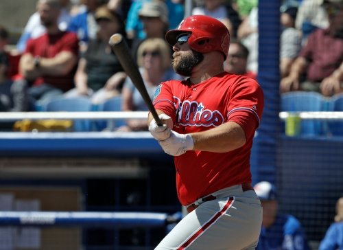 Minor-league report: Cameron Rupp hits walk-off grand slam for Round Rock
