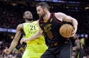 Insider: Thaddeus Young's educated defense presents problems for Cavs' Kevin Love
