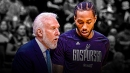 Kawhi Leonard trade likely if he can't hash out issues with Gregg Popovich