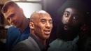 Kobe Bryant creates BodyArmor ads featuring James Harden, Kristaps Porzingis
