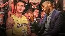 Kyle Kuzma reveals he got through rookie season with Kobe Bryant's advice