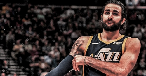 Ricky Rubio talks about the volume of his shooting in Thunder series