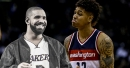 Kelly Oubre Jr. reacts to Drake calling him a 'bum'