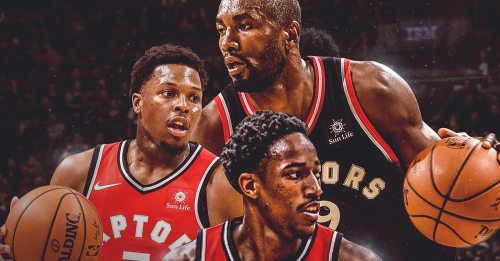 Raptors news: Toronto notches an array of team records in Game 2 win