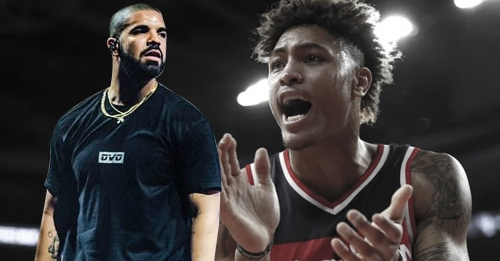 Video: Drake calls Wizards' Kelly Oubre a bum