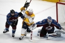 Predators withstand late flurry to take control of series against Avalanche