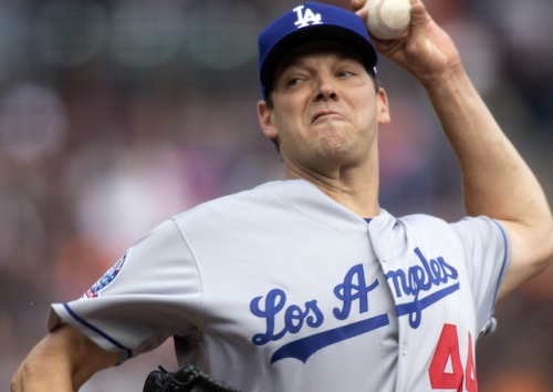 Dodgers Injury News: Rich Hill Dealing With Cracked Fingernail, Not Blister