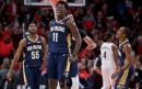 Walker: What's key to Pelicans guard Jrue Holiday's huge success vs. Portland? 'In a good place'