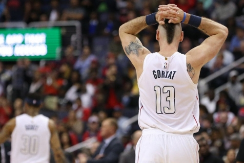 If Wizards decide to shake up starting lineup in the playoffs, there is precedent