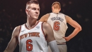 Knicks brass is aware Kristaps Porzingis could miss entire 2018-19 season