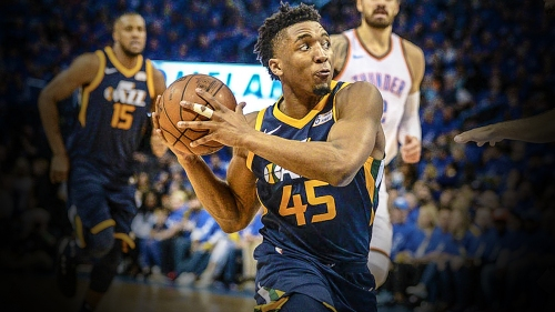 Quin Snyder not worried about Donovan Mitchell's injury after stellar performance