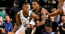 Terry Rozier claims there's 'no bad blood' with Bucks point guard Eric Bledsoe