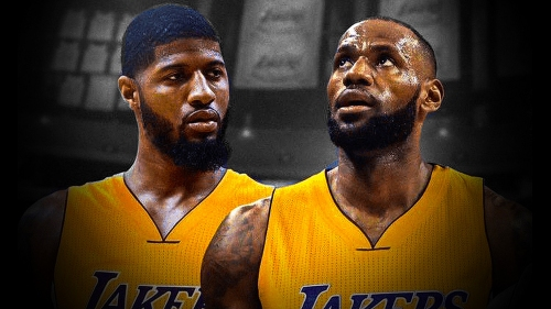 Lakers still planning to get LeBron James, Paul George this summer