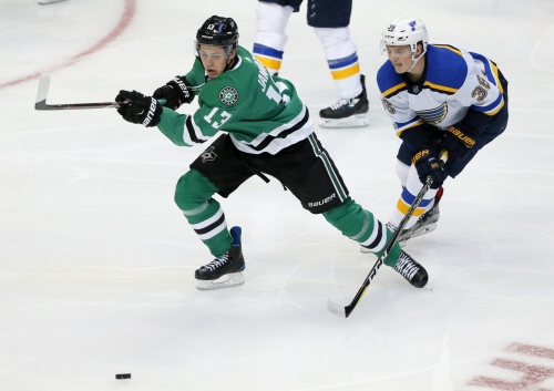 And then there were 2. . .Blues prospects Thomas, Fitzpatrick still going strong in juniors