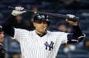 Yankees move Giancarlo Stanton into cleanup spot