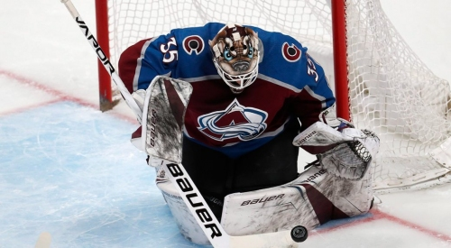 Andrew Hammond to Start Game 5 For the Colorado Avalanche