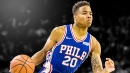 Sixers' Markelle Fultz determined to make Heat crowd 'shut up' with strong play