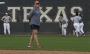 Due to weather threat, Texas to play Oklahoma State twice on Friday