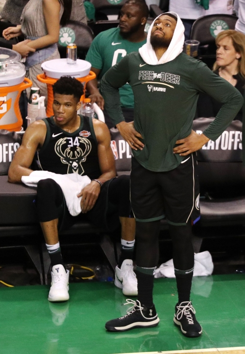 Perilously close to elimination, the Bucks search for more effort and less drama