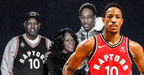 Raptors news: DeMar DeRozan's ailing father sent inspiring video message to team