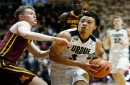 Purdue guards expect improvement from the NBA Draft evaluation process