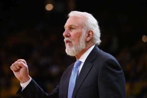 GameThread: Popovich will miss Game 3 following the death of his wife, Erin