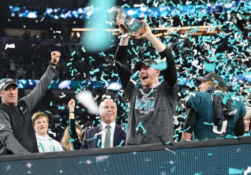 Eagles to host Falcons in NFL regular-season opener as Super Bowl title defense begins