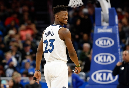 NBA star Jimmy Butler pays up — and then some — after fan charges $20 for fantasy league