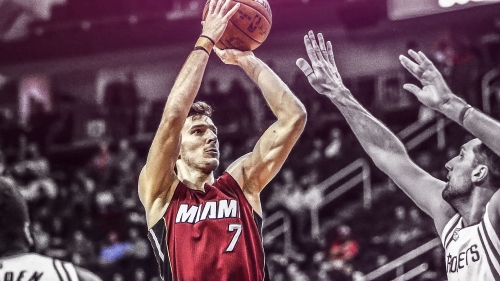 Miami Heat set franchise playoff record for made threes
