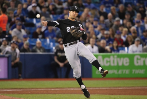 White Sox send Saladino to Brewers, reacquire Thompson from Athletics