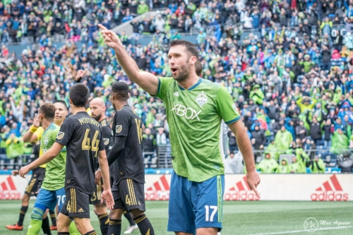 """Bruin on Sounders' first goal: """"You see how quickly things can change."""""""