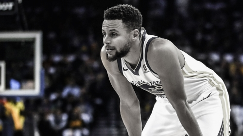 REPORT: Warriors' Stephen Curry (MCL sprain) not close to return yet