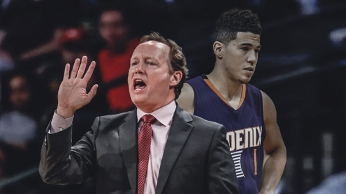Mike Budenholzer withdraws name from Suns' head coaching consideration