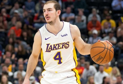 Lakers Exit Interviews 2018: Alex Caruso Plans To Get Stronger Over Summer, Sharpen Game For Next Season