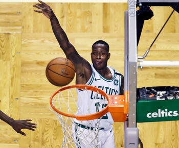 Celtics' Terry Rozier making name for himself against Bucks