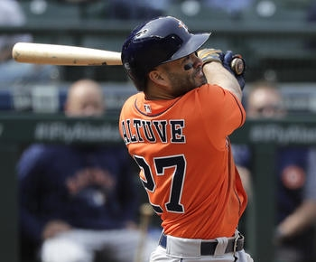 MLB roundup: Morton, Altuve lead Astros over Mariners 9-2
