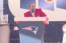 "Former ""Voice of the Patriots"" Gil Santos dead at 80"