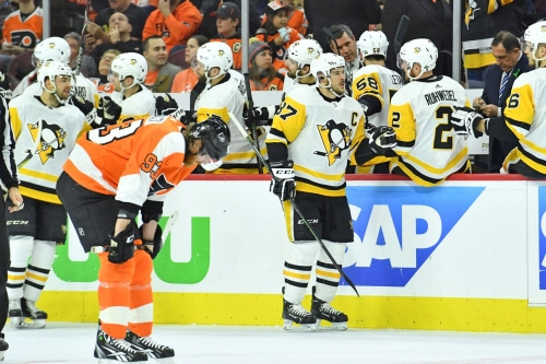 Pens Points: Will They Finish It?