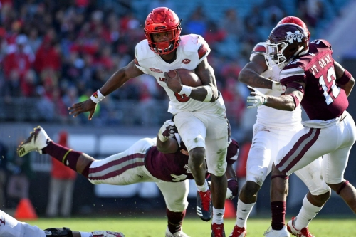 The case for Lamar Jackson (and the case against him)