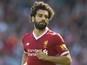 Jurgen Klopp hints at Mohamed Salah selection for West Bromwich Albion trip