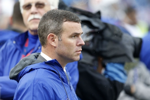 Bills reportedly close to finalizing draft board