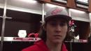Watch: Detroit Red Wings' Tyler Bertuzzi on big offseason ahead