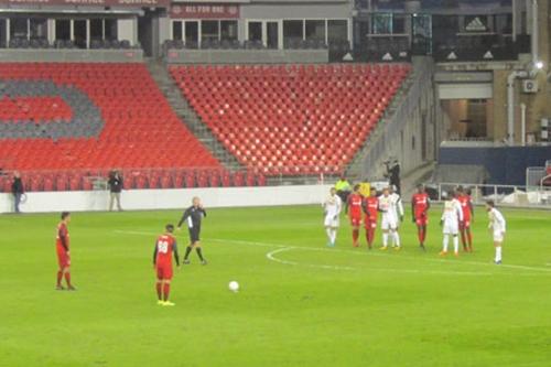 Toronto FC II play to scoreless draw with North Carolina FC