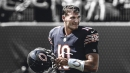 Bears QB Mitchell Trubisky feels like he's 'been coached more than ever' in just three days