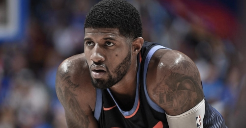 Paul George's hip injury affecting him more on offense